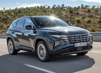 Οι πρωτιές του νέου Hyundai Tucson