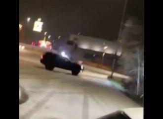 Τα drift στα χιόνια θέλουν προσοχή και χέρια (+video)