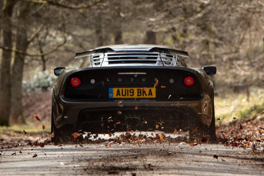 Η Lotus αποχαιρετά τους βενζινοκινητήρες