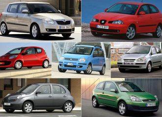 Φθηνά αυτοκίνητα με 3.000 ευρώ