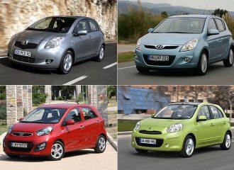Αξιόπιστα μεταχειρισμένα αυτοκίνητα με 6.000 ευρώ