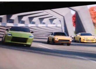 Το Nissan Z Proto συναντά τους προγόνους (+video)
