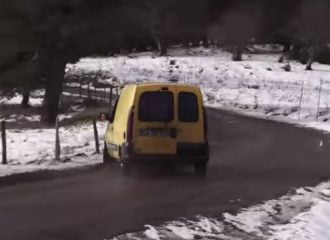 Το πρώτο Renault Kangoo «WRC»! (+video)