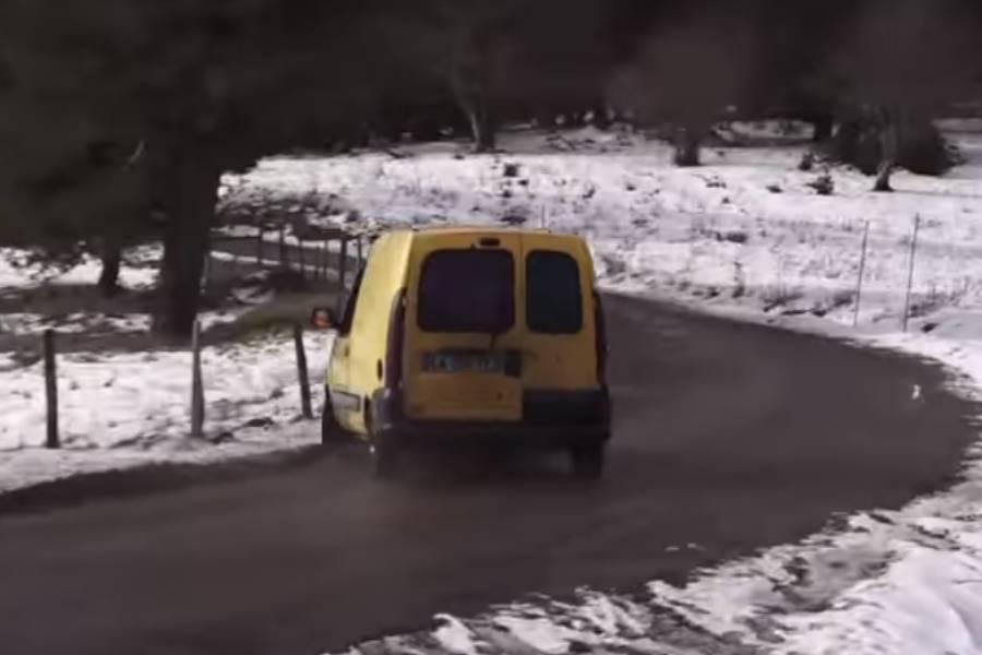 Το πρώτο Renault Kangoo «WRC»! (+video)