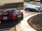 Ταχύτερη από Shelby GT500 η Porsche Taycan!