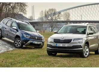 VW: «Δεν υποβιβάζουμε τη Skoda σε Dacia»