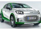 Το smart γίνεται ηλεκτρικό SUV!