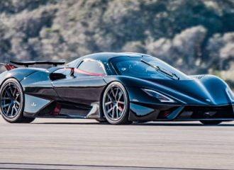 Ιδού το νέο ταχύτερο αυτοκίνητο όλων των εποχών!
