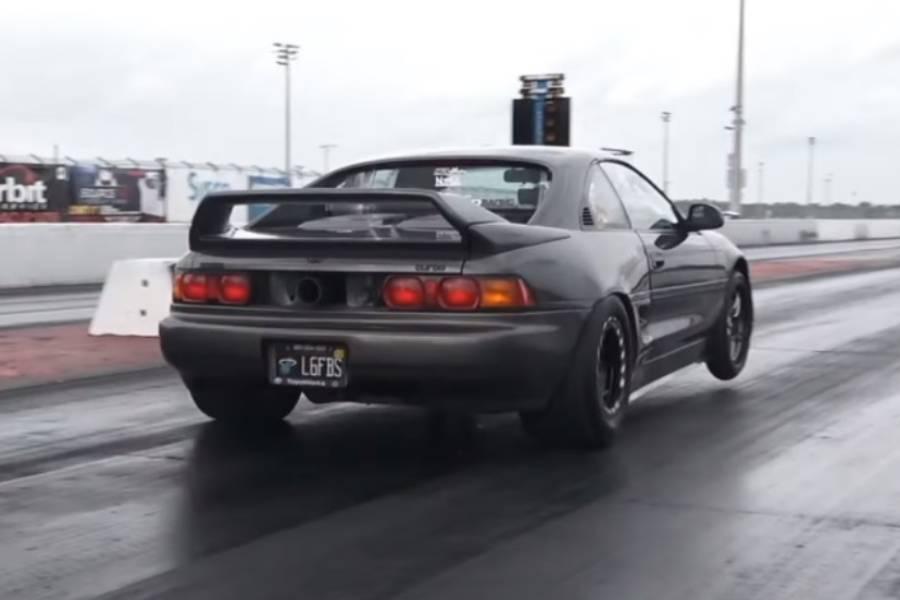 Toyota MR2 1.200 ίππων με μοτέρ Honda! (+video)