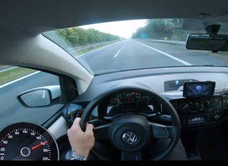 «Τέζα» με VW up! 1.0 λτ. 60 PS (+video)