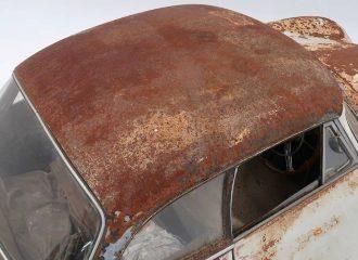Αυτοκίνητο γεμάτο σκουριά πουλήθηκε 150.500 ευρώ!