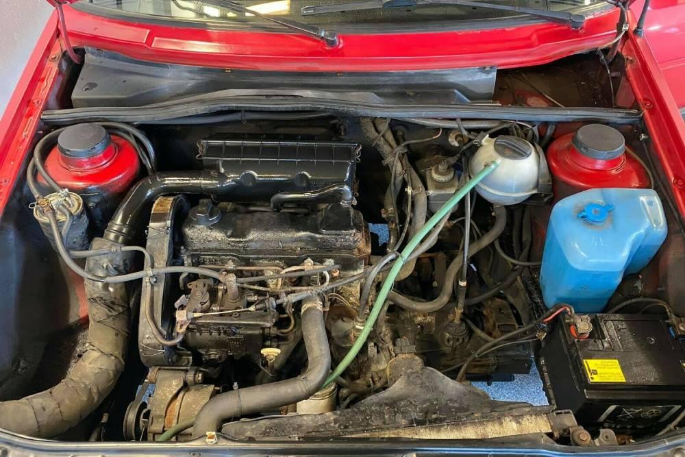 Πωλείται αυτοκίνητο 54 ίππων με 563.000 χλμ.