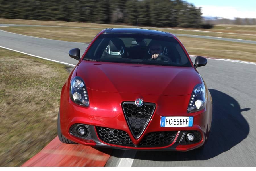 «Ανάσταση» της Alfa Romeo Giulietta με 240 άλογα