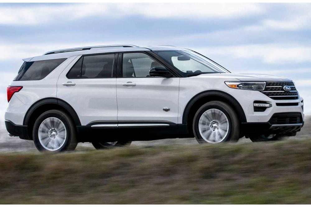 «Βασιλικό» το νέο Ford Explorer King Ranch