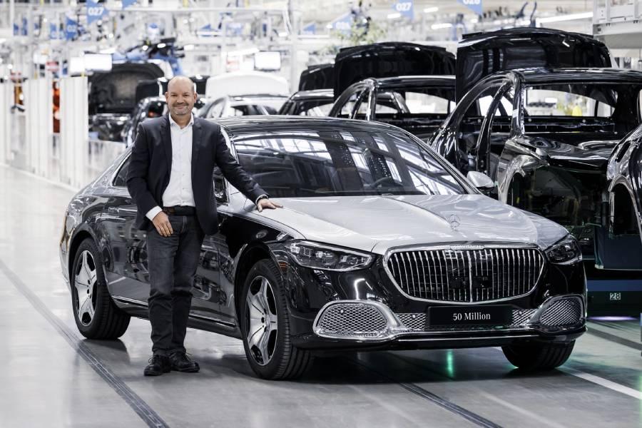 Η Mercedes έφτασε τα 50 εκατομμύρια αυτοκίνητα