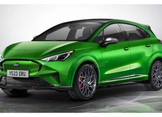 Έρχεται ηλεκτρικό Ford βασισμένο στο VW ID.3