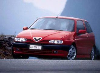 Τι έκανε ξεχωριστή την Alfa Romeo 145;