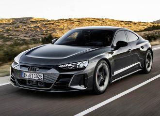 Εξωπραγματικό Audi e-tron GT με έως 646 ίππους
