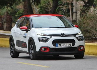 Δοκιμή Citroen C3 1.2 PureTech 110 PS EAT6