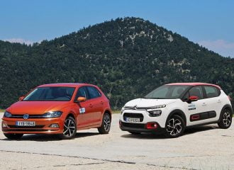 Citroen C3 1.2 110 PS Vs VW Polo 1.0 TSI 110 PS