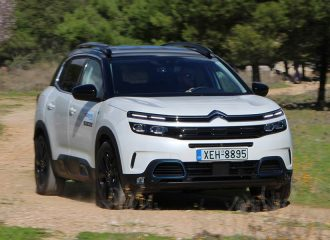 Δοκιμή Citroen C5 Aircross Plug-In Hybrid 225 PS