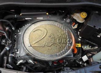 Μπριζάτα αυτοκίνητα με κατανάλωση 2ευρου