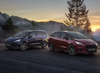 Αποκαλύφθηκαν τα Ford S-MAX & Galaxy Hybrid