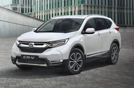Οι τιμές του νέου Honda CR-V e:HEV