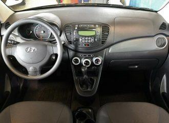 Hyundai i10 του 2009 με 20.470 χιλιόμετρα