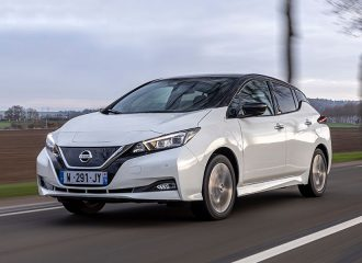 Μια ειδική έκδοση για τα 10 χρόνια του Nissan Leaf!