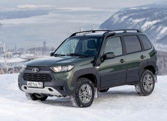 Το νέο Niva Travel ταξίδεψε στους 300 της Lada