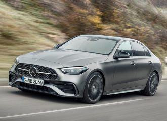 Νέα και από 1.500 κ.εκ. η Mercedes C-Class
