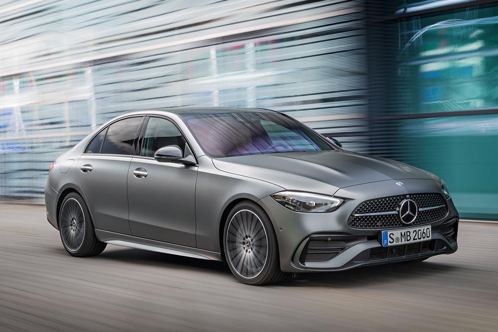 Ήρθε η νέα Mercedes C-Class. Δείτε τις τιμές
