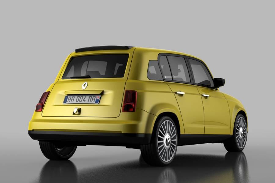 Η Renault ετοιμάζει την επιστροφή και του 4L!