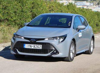 Toyota Corolla 5d και Sedan σε πολύ χαμηλές τιμές