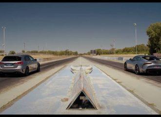 Η A45 S «χιονίζει» την Toyota Supra (+video)