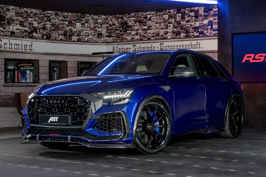 «Παλαιστής» Audi RS Q8 από την ABT