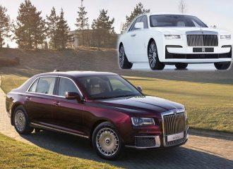 Πόσα γλυτώνει η ρωσική από την κανονική Rolls-Royce;