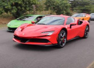 Ferrari SF90 Stradale κάνει το 0-100 σε 2,1 δλ.! (+video)