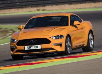 Πόσο κάνει η Ford Mustang GT στην Ελλάδα;