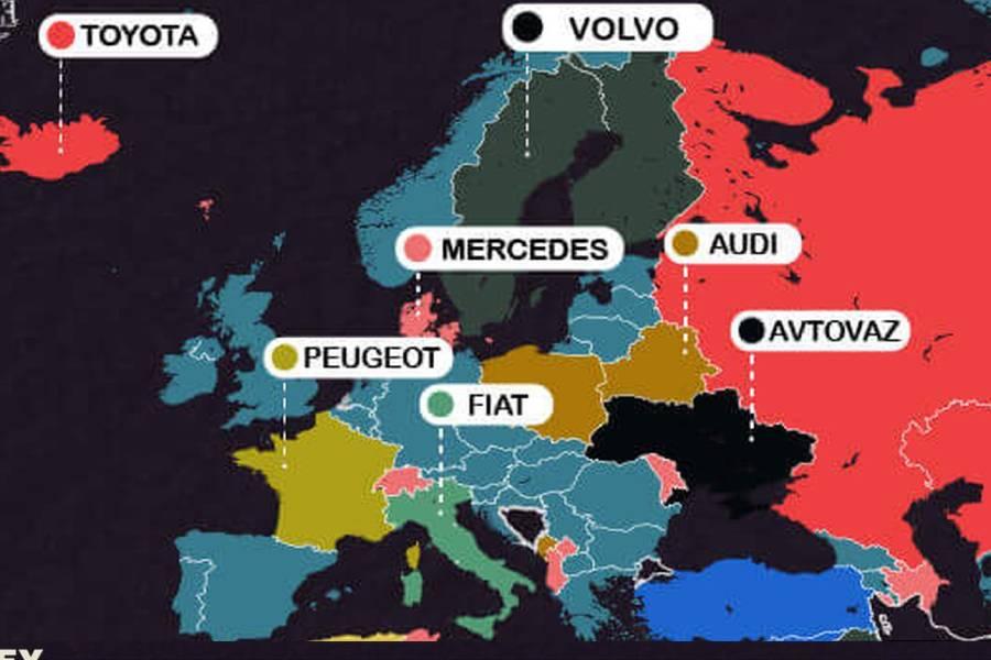 Ποια μάρκα Googleάρουμε περισσότερο στην Ελλάδα;