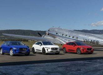 Μόνο ηλεκτρικές οι Jaguar μέχρι το 2025