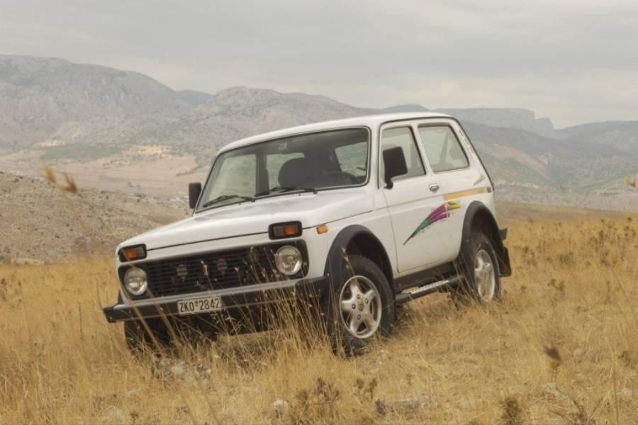 Θυμάστε την απίθανη τιμή του Lada Niva στην Ελλάδα;