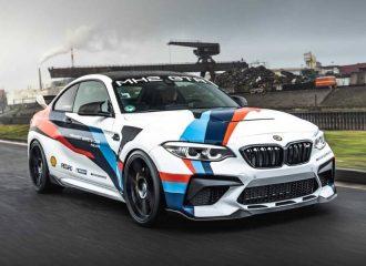 Σοκάρει η BMW M2 GTR των 600 ίππων