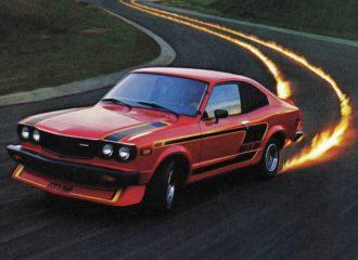 Πενήντα χρόνια Mazda RX-3
