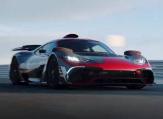 Χωρίς αντίπαλο το Mercedes Project ONE (+video)