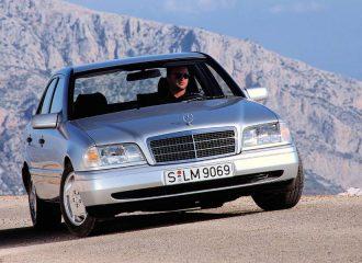 Η καινοτομία της πρώτης Mercedes C-Class