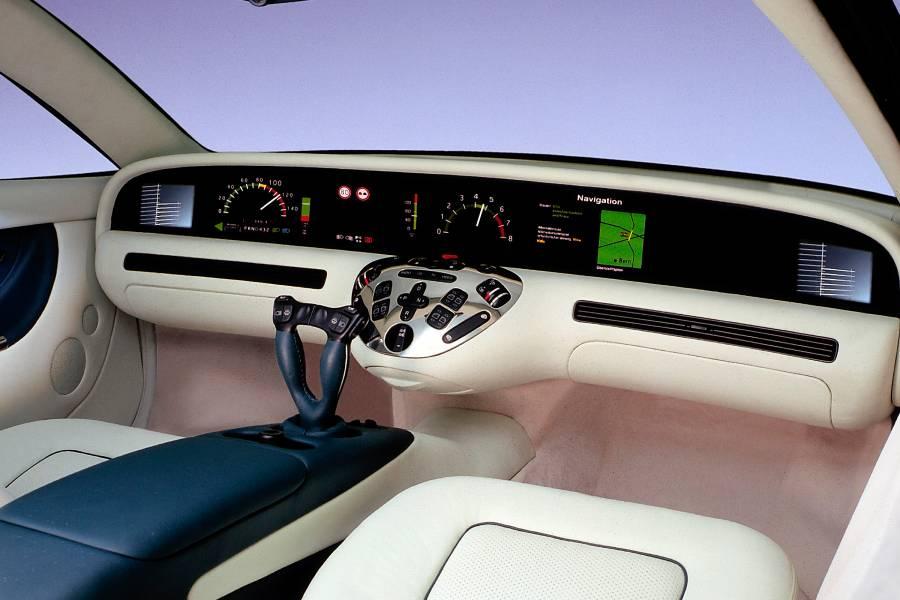 Θυμάστε όταν η Mercedes κατήργησε τιμόνι και πεντάλ;