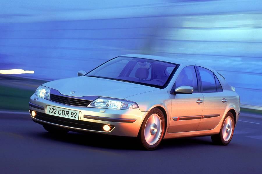 Ποια πρωτιά πέτυχε το Renault Laguna 2ης γενιάς;