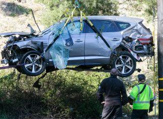 Ποιο SUV έσωσε τον Τiger Woods;